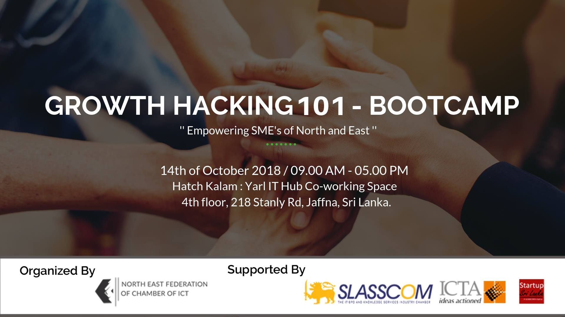 Growth Hacking 101 - Boot Camp 1
