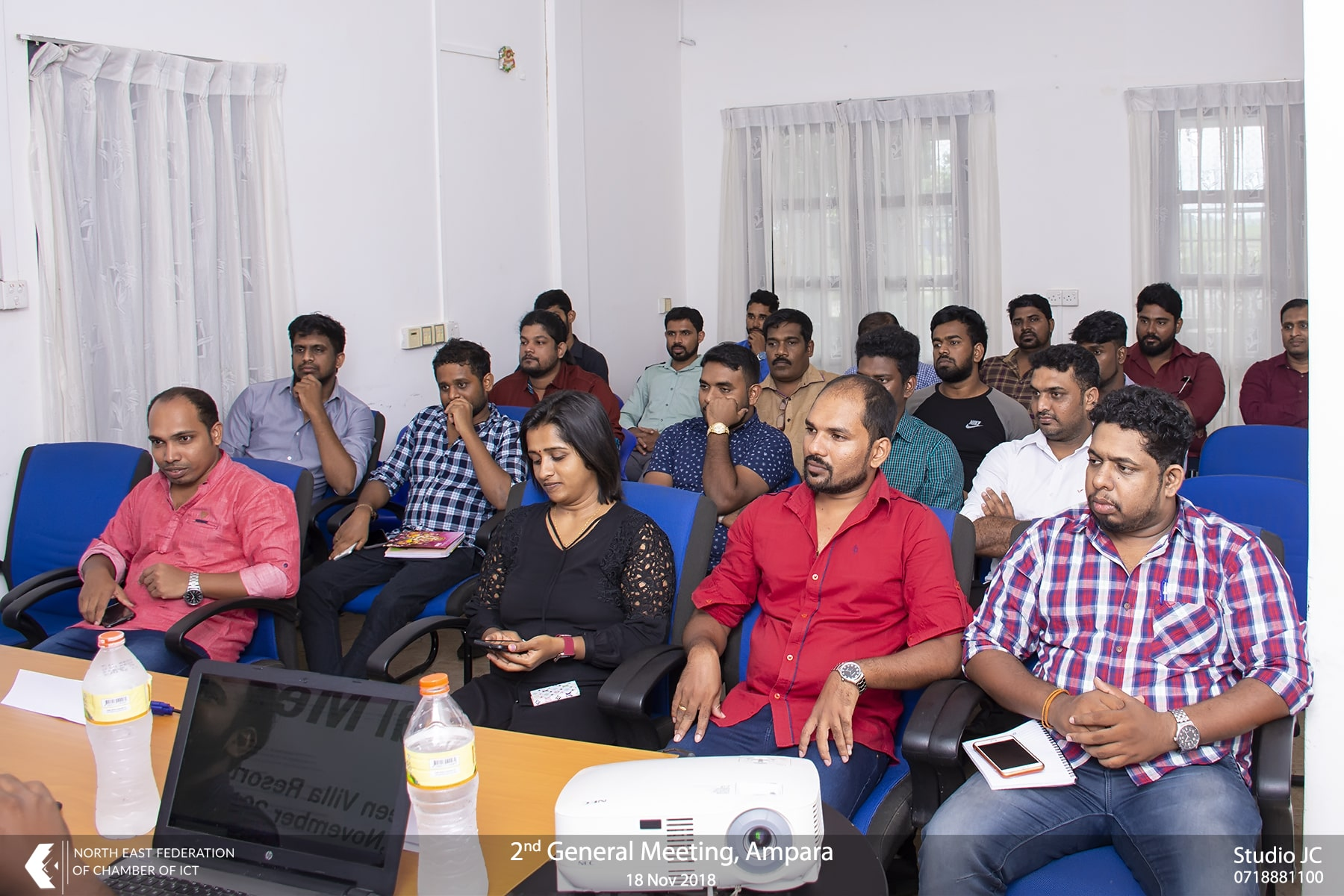 Second General Meeting of North East Federation of Chamber of ICT 14
