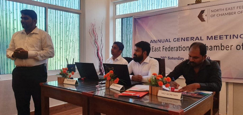 Annual General Meeting 2019 - NEFCICT 5
