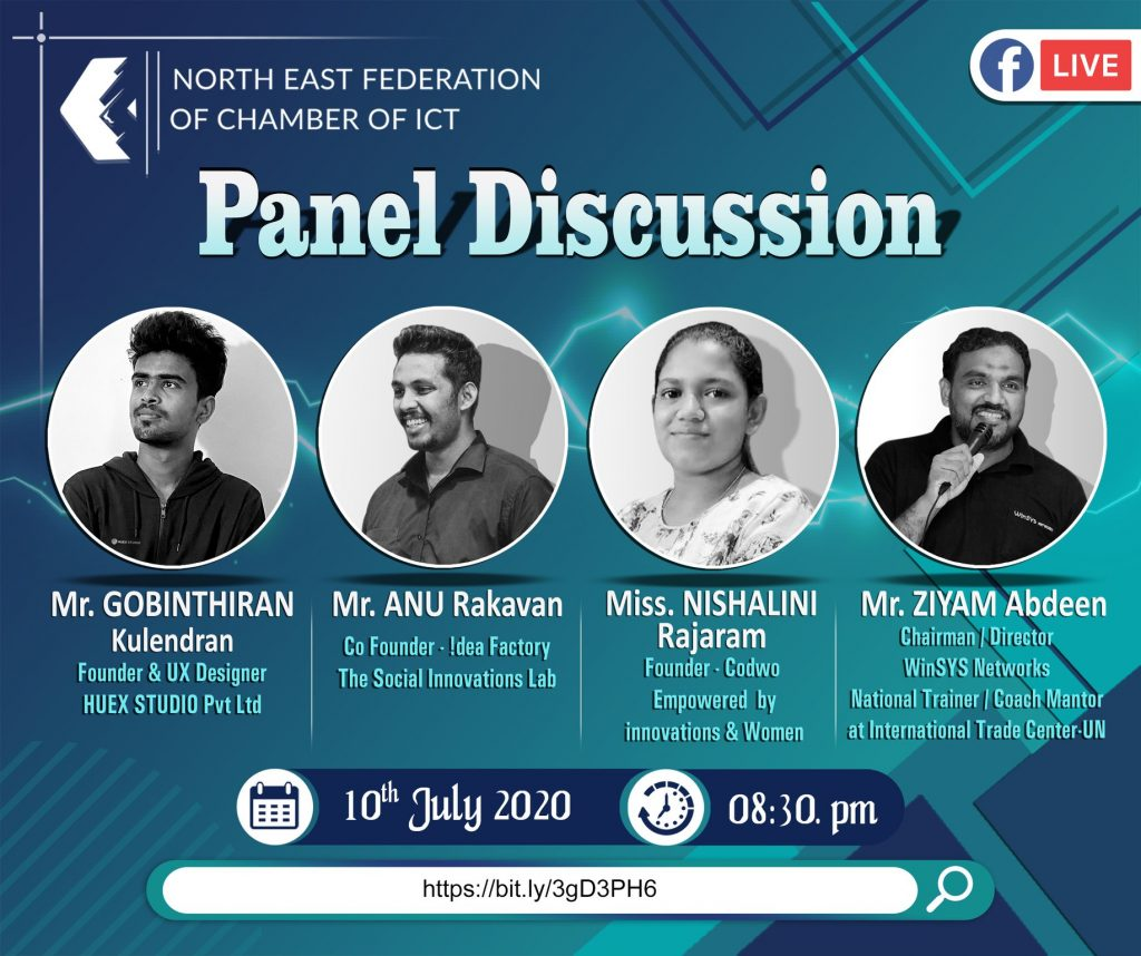 Upgrade From Freelancing to an Entrepreneurship - Panel Discussion 3